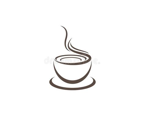 Free vector icons in svg, psd, png, eps and icon font. Coffee Cup Symbol Vector Icon Illustration Design Stock Vector - Illustration of element, brown ...
