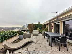 Terrasses En Vue : appart courbevoie terrasse ~ Melissatoandfro.com Idées de Décoration
