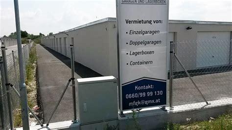 Vermietung Garage Steuer by Marc Freysinger Garagen Und Container Garagen Vermietung
