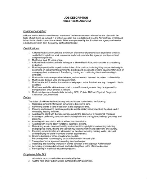 sle cna duties 7 documents in pdf word