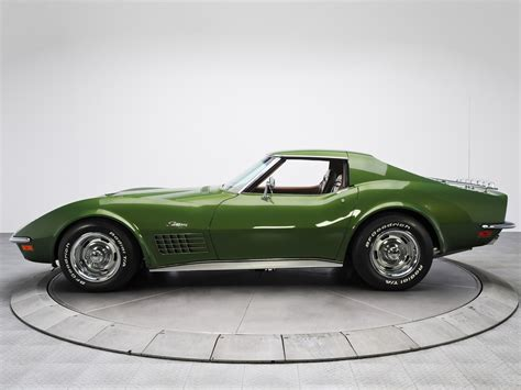 1970 chevrolet corvette stingray 454 c3 supercar muscle