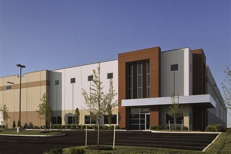 Floore Industrial Contractors Ms by Rickenbacker Industrial Warehouses Distribution Centers