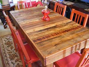 barn style dining tablegallery of fascinating kitchen With dining room tables made from reclaimed wood