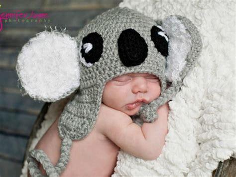 koala baby hat pattern favecraftscom