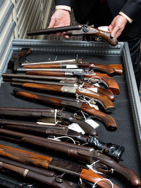 Inside The Federal Bureau Of Way Too Many Guns | GQ