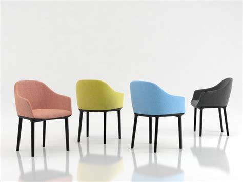 Softshell Chair 3d model  Vitra