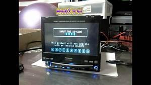 Panasonic Cq-vd7003u Unlocked