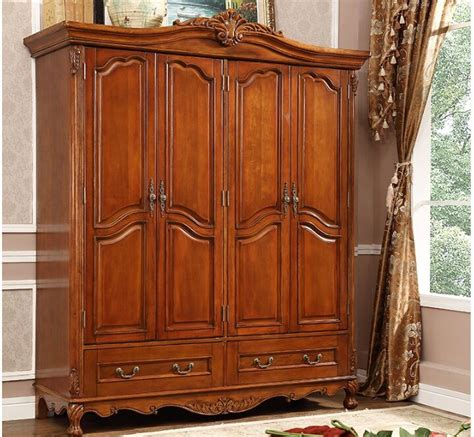 Solid Wood Armoires 17 Best Ideas About Solid Wood Wardrobes On