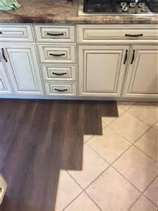 can vinyl plank flooring be installed over ceramic tile