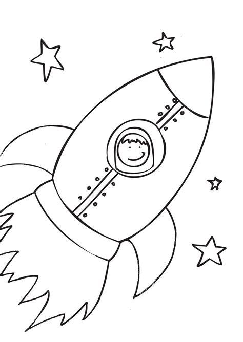 rocket ship coloring pages  printable rocket ship