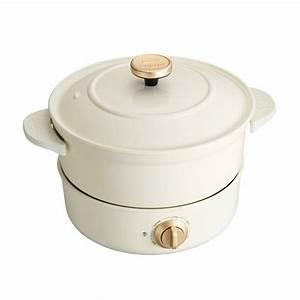 NEW!! BRUNO Multi Grill Steam Pot Temp. Adjustment/Gas ...
