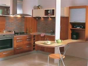 Meuble Appoint Cuisine : meuble cuisine 26 exemples qui arrangent ~ Melissatoandfro.com Idées de Décoration