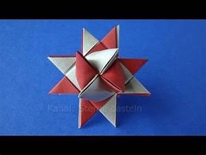 3d Stern Basteln 5 Zacken : origami fr belstern origami stern basteln diy origami ~ Lizthompson.info Haus und Dekorationen