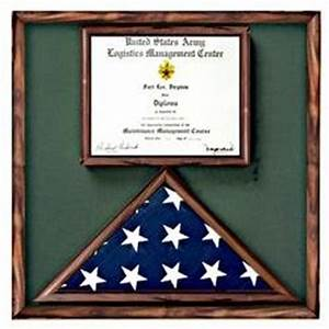 amazoncom folded ceremonial flag document case 20 in With flag and document case