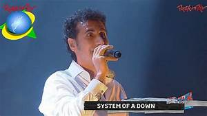 System Of A Down - Prison Song live 【Rock In Rio 2011 ...