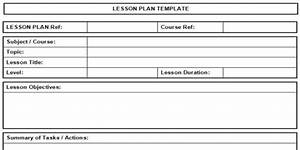 6 point lesson plan template - lesson plan template projects to try pinterest