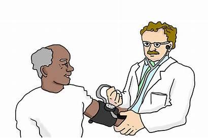 Doctor Blood Pressure Stethoscope Bloeddruk Medical Patient