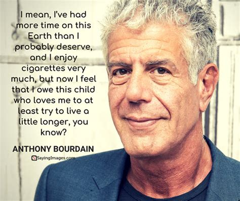 424 quotes from anthony bourdain: 30 Most Memorable Anthony Bourdain Quotes About Life, Food and Travel   SayingImages.com
