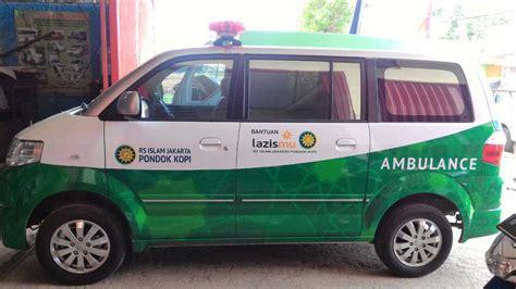spesialis karoseri dan pembuatan ambulance spesialis