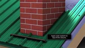 How To Install Chimney Flashing When Using Union U0026 39 S