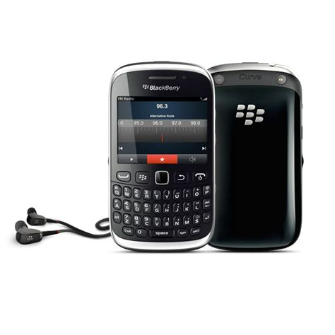 Blackberry Curve 9310  9320 Spotted At The Fcc