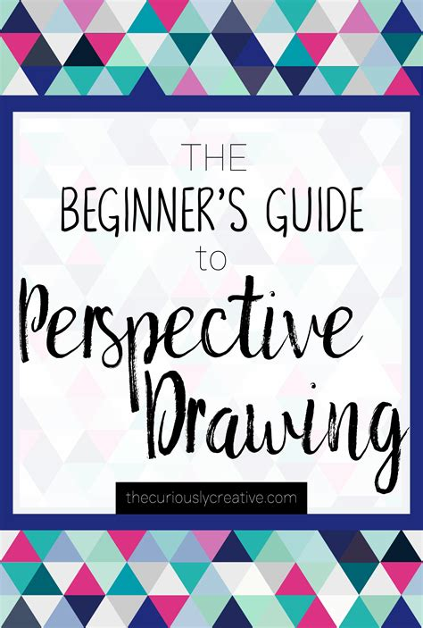 beginners guide  perspective drawing
