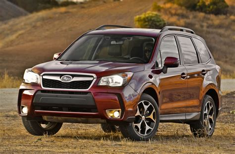 subaru cars prices 2015 subaru forester pricing announced gets standard