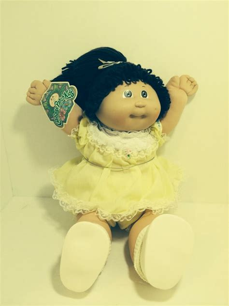 Cabbage Patch Doll Vintage Cabbage Patch Kids by Coleco