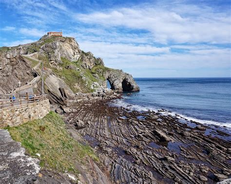 Game Of Thrones In The Basque Country Spain San Juan De