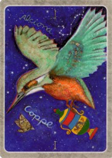 secret language  birds tarot