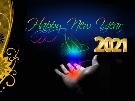 Happy New Year Messages For New Year 2021 For Mobile ...