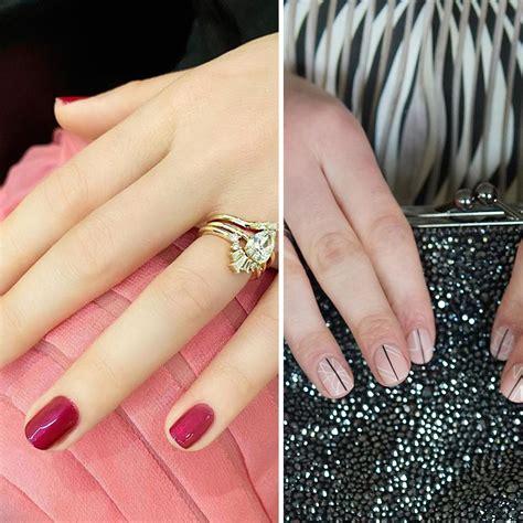 golden globes   celebrity manicures nail art   allure