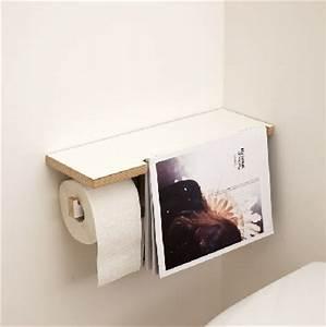 Porte Papier Toilette Design : porte papier toilette et magazine blog d co design ~ Premium-room.com Idées de Décoration