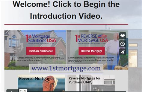 new hecm plf table 2017 1st reverse mortgage usa unveils new website design and