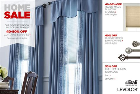 Jc Penney Curtain Rods by Window Treatments Shop Window Coverings Jcpenney