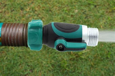 3/4 Inch Garden Hose 1 Way Shut-off Valve Water Pipe