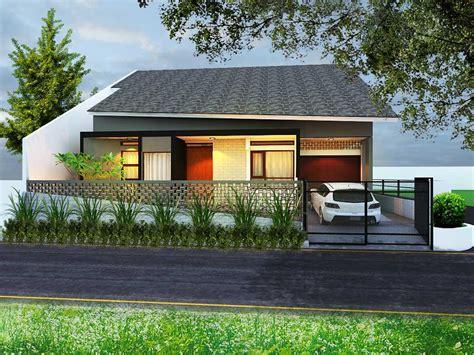 model rumah sederhana tapi indah minimalis