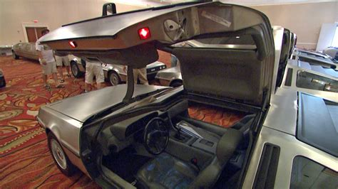 delorean convention appeal enduring