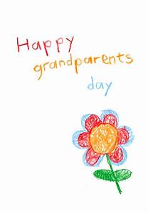 Create A Birthday Invite Online Free Flower Child Drawing Grandparents Day Card Free