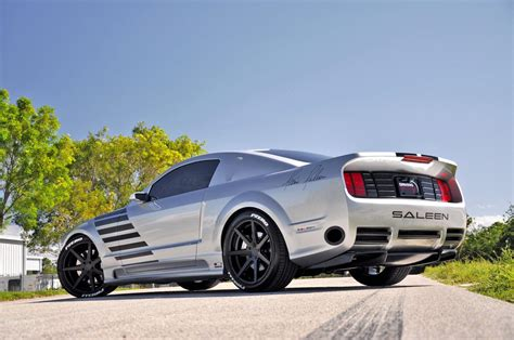 2005 Ford Mustang Saleen S281 SC Coupe Stock # 5983 for