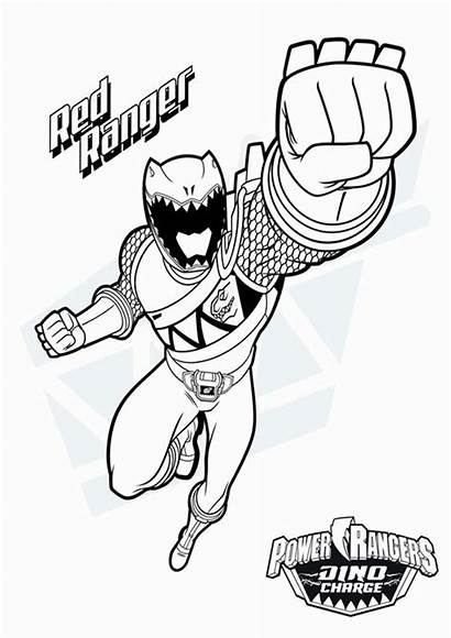 Power Rangers Coloring Pages Ranger Tulamama