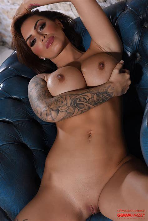 gemma massey nackt
