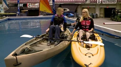 St. Louis Boat And Sportshow At America's Center