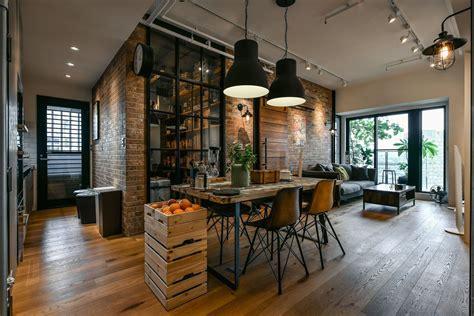 Diy Loft Wohnung by Charming Industrial Loft In New Taipei City Idesignarch