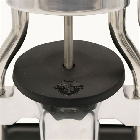 At rok we engineer to last decades and minimise energy use. ROK Grinder Accessory - Cover - Espresso Unplugged Australia