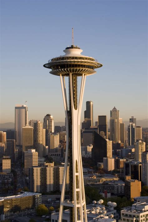 15+ Inside Pictures Of Space Needle Tower