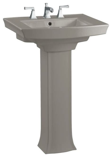 kohler archer pedestal sink and toilet kohler k 2359 8 k4 archer pedestal lavatory with 8