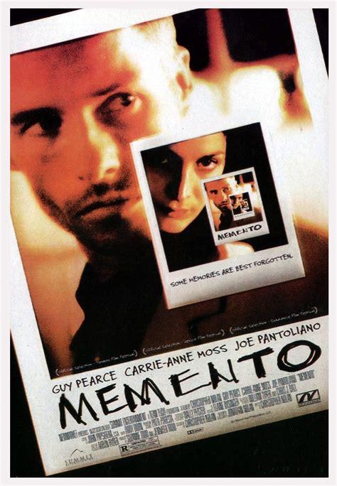 film analysis memento   seatbelt blog