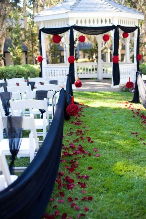 black red white damask items for sale wedding
