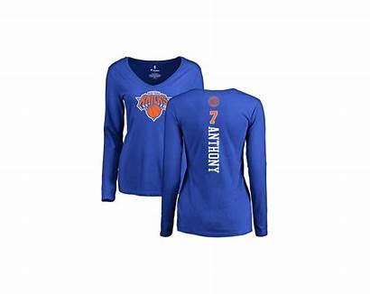 Royal Anthony Knicks Backer Carmelo Sleeve York